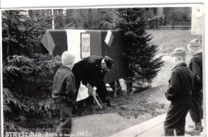 OSP Stryszawa Archiwum Zdjęć najstarsze. 001