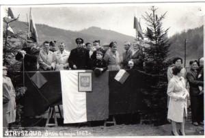 OSP Stryszawa Archiwum Zdjęć najstarsze. 005